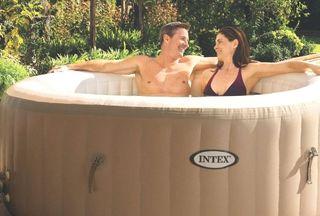 jacuzzi o cambio por sauna 2personas