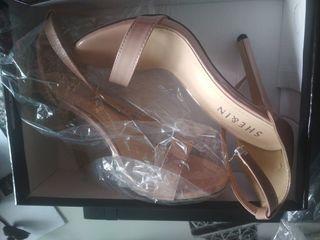 zapatos de tacón shein