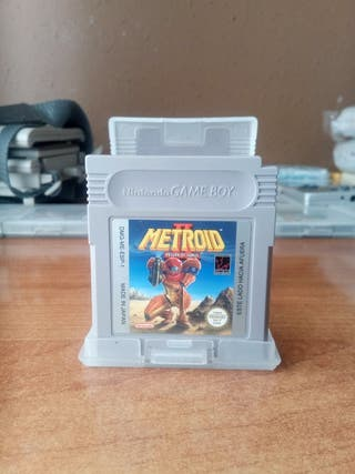 metroid 2 para Gameboy vers español
