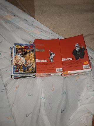 26 LIBROS DRAGON BALL Y DRAGON BALL Z ANIME COMICS