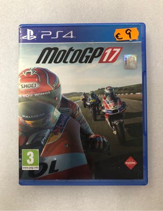 MOTO GP 2017 SONY PS4