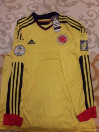 Camiseta futbol Colombia