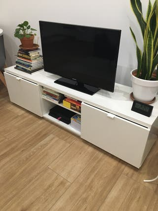 BYÅS Mueble TV Ikea