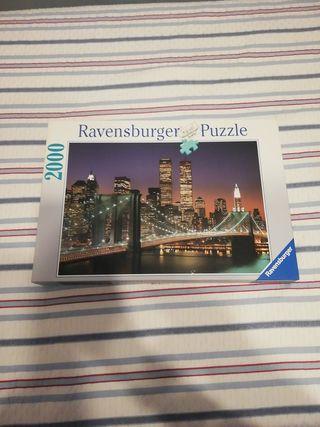 puzzle nueva york manhattan 2000 piezas