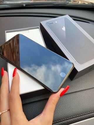 iPhone 8 Plus 256gb negro