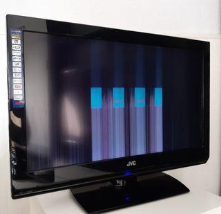 TV 32 JVC (Pantalla mal)