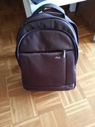 PC+mochila transporte
