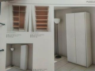 mueble zapatero escobero armario