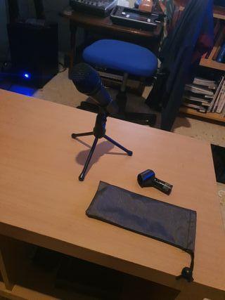 Microfono dinámico Prodipe TT1