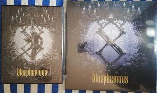 Blasphemous Ps4 Ed. Coleccionista + Vinilo