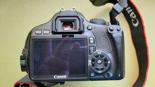 camara de fotos reflex digital