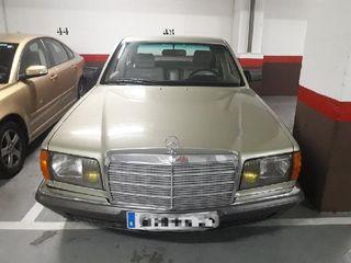 Mercedes-Benz Clase S 1984