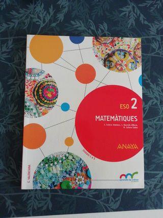 Matemáticas 2 de ESO