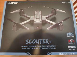 Dron JJRC X11 PRO / PLUS 4K, 2 baterías, Nuevo
