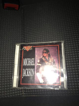 Cd Michael Jackson best ballads