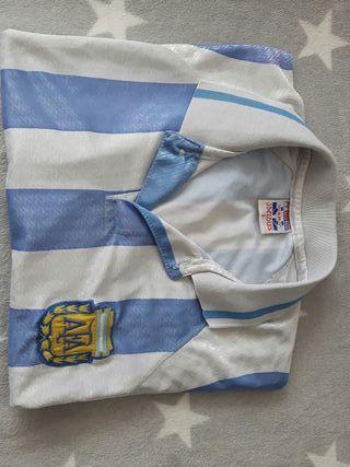 Camiseta de futbol AFA (talla L)
