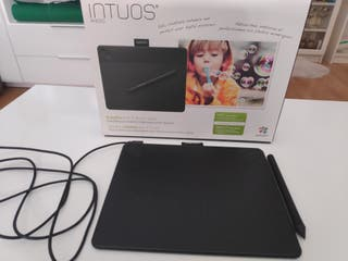 tableta grafica intuos photo wacom