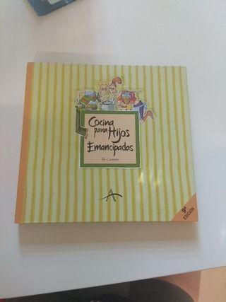Libro cocina para hijos emancipados
