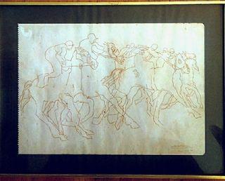 cuadro original Basterretxe