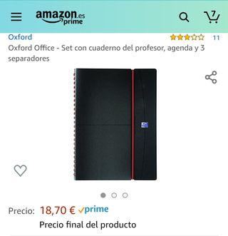 CUADERNO DE PROFESOR OXFORD