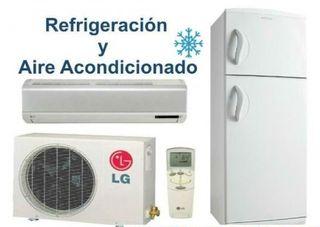 Reparación de neveras y frigorificos