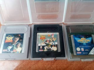 pack toy story gameboy