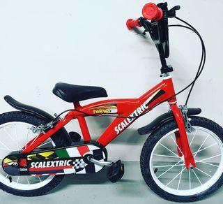 Bicicleta Infantil original Scalextric