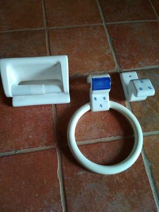 accesorios de baño de cerámica