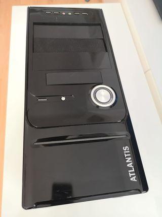Caja de PC ATX con fuente de 500w incluida.