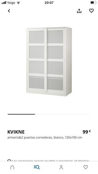 Armario Ikea Kvikne