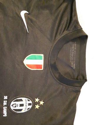 Juventus camiseta de fútbol (talla L)