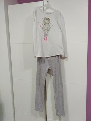 pijama 11 12 cotton juice invierno