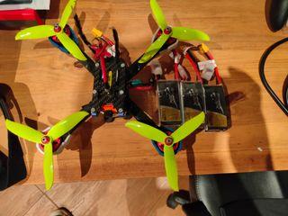 dron racer