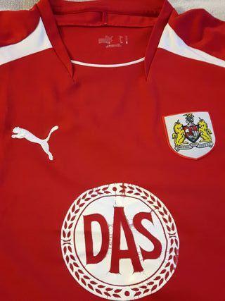 Camiseta de fútbol para coleccionistas
