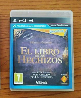 El Libro de los Hechizos PS3 Juego