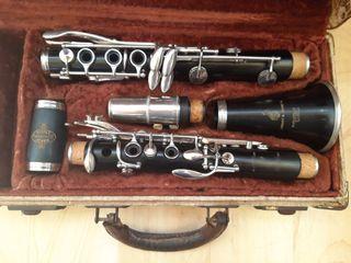 Clarinete madera Boosey & Hawkes Edgeware