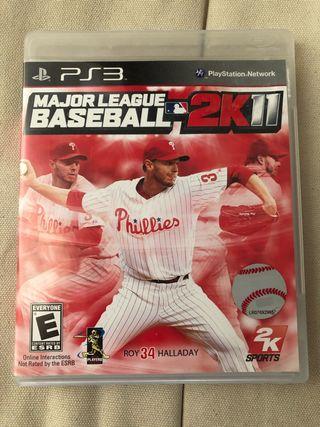 Major League Baseball 2K 11