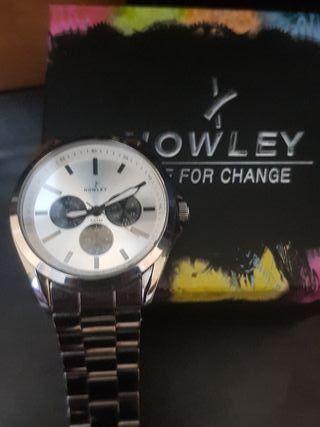 reloj Nowley Suiza