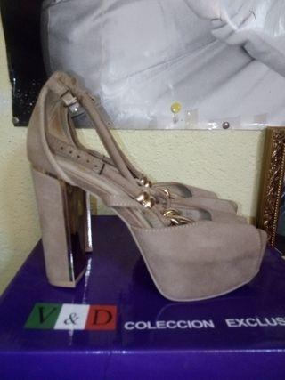 Zapatos verano