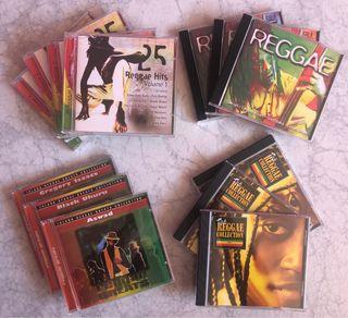 CDs Música Reggae