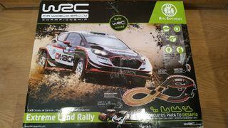 Circuito Slot 1:43 World Rally Car WRC