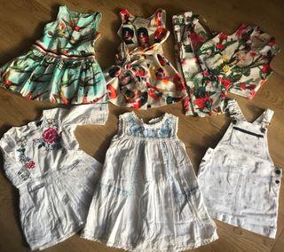 Lote ropa marca 7 prendas talla 6