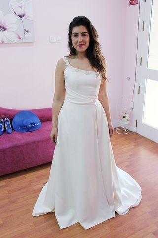 vestidos de novia 350 y 500, marcas de la 36-48
