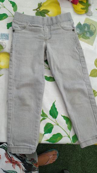 Pantalón vaquero tipo leggins