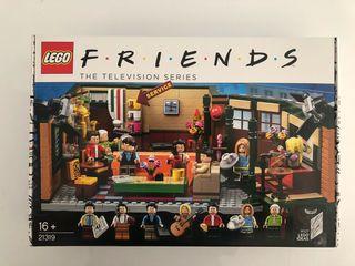 LEGO 21319 CENTRAL PERK FRIENDS IDEAS