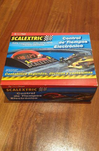 Control Tiempos Electronico Scalextric Nuevo