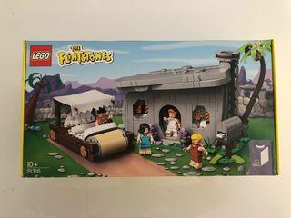 LEGO 21316 THE FLINTSTONES IDEAS
