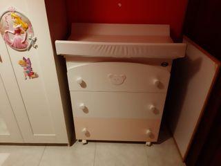 mueble bañera