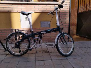 Bici Plegable Dahon Vybe