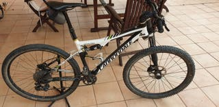 scalpel carbon 2012 27.5 tope gama